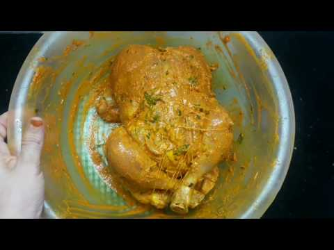 मुर्ग मुसल्लम बिना ओवन और तंदूर के || How To Make Murg Musallam | Fullthaali