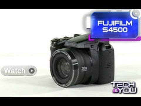 Review: Fujifilm FinePix S4500 - NewsX