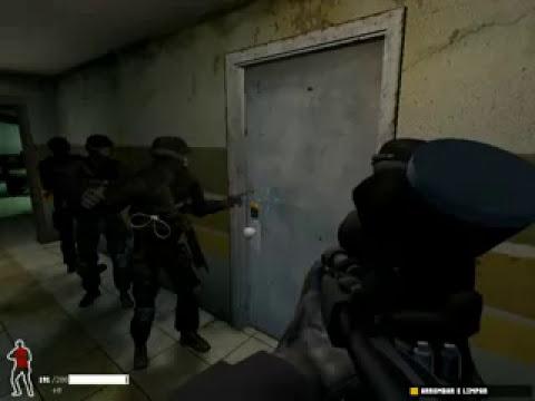 GAMEPLAY DE SWAT 4  - MISSÃO 1  TUDO FACINHOO !!