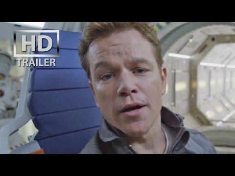 The Martian - Tour Of The Hermes | First Official Trailer (2015) Ridley Scott Matt Damon