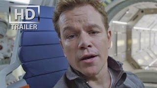 The Martian - Tour of the Hermes | first official trailer (2015) Ridley Scott Matt Damon