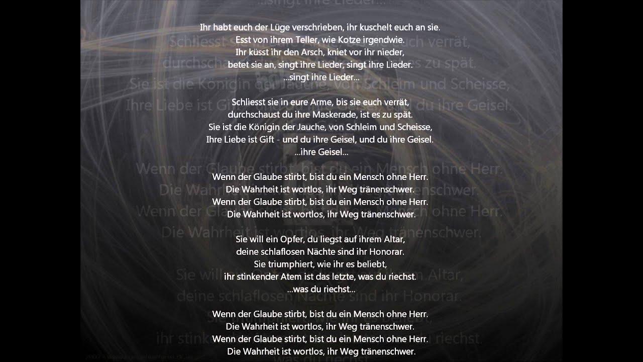 Lüge Böhse Onkelz Lyrics - YouTube