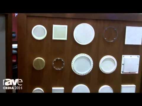 CEDIA 2014: James Loudspeaker Talks About the Small Aperture Loud Speaker