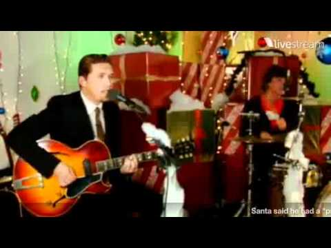 Hanson - Snowed in x-Mas 2010 Special - What Christmas means to me