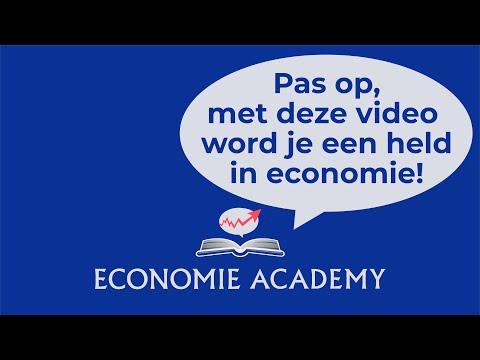 Economie Academy : een kijkje achter de schermen van de online lessenseries