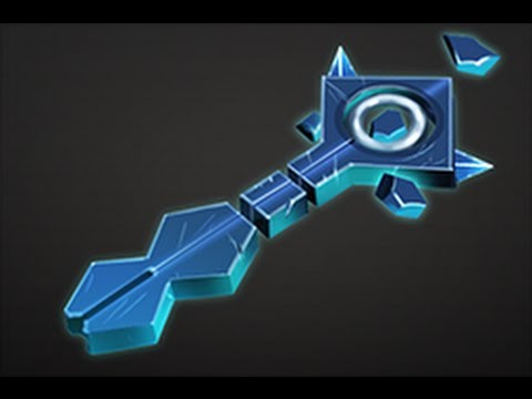Dota 2 Store - Unlocked Treasure of Crystalline Chaos - Treasure Key of Crystalline Chaos