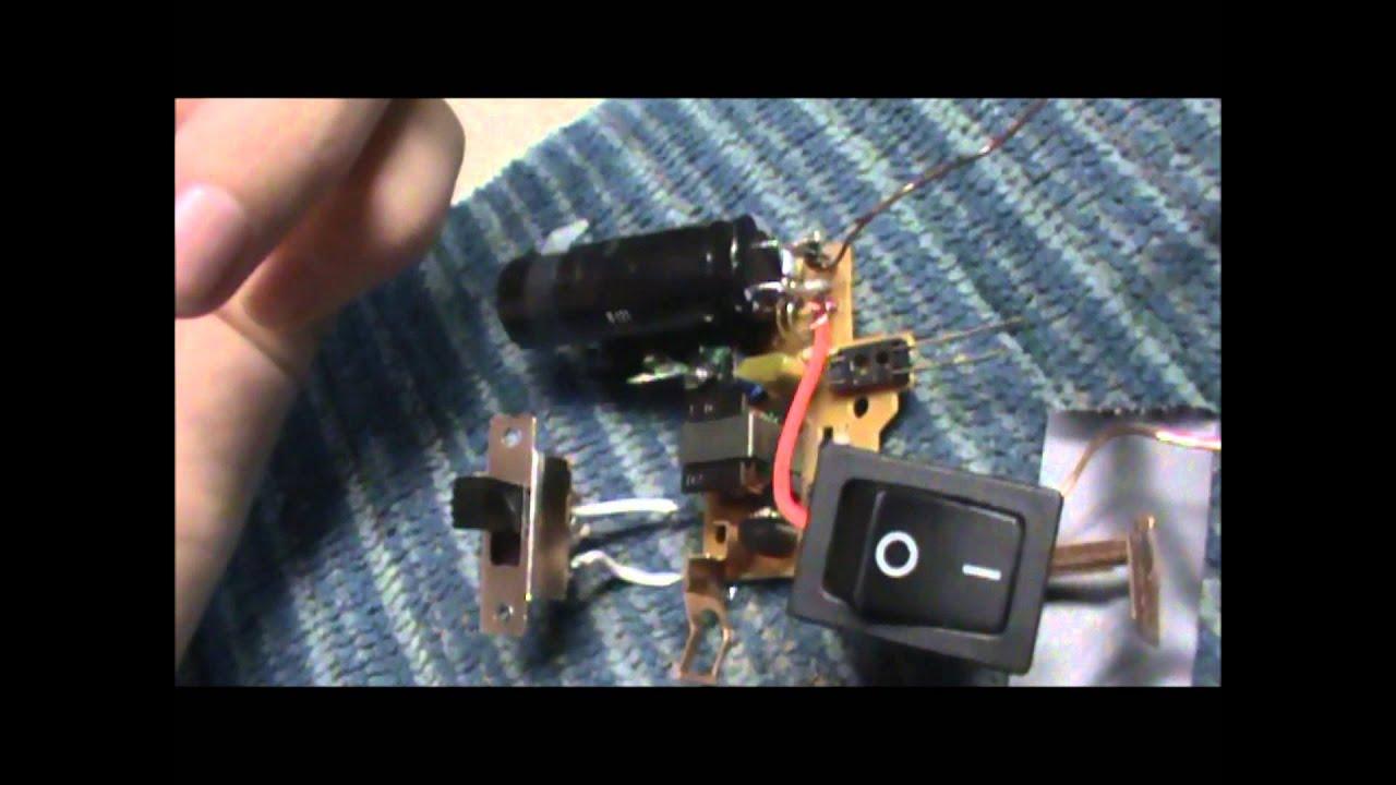 Handheld electromagnetic pulse generator 2014