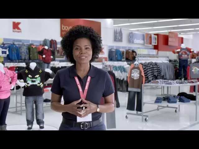 Kmart Not a Christmas Commercial