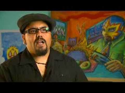 El Moises - www.artedemoises.com Video