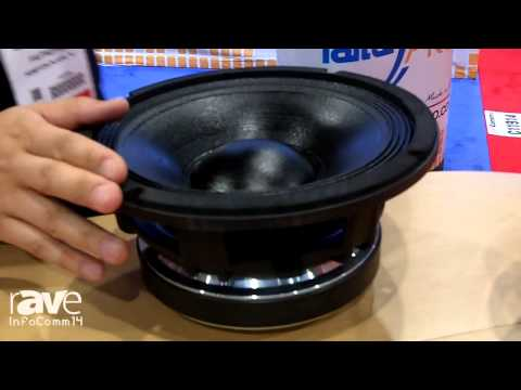 InfoComm 2014: FaitalPRO Displays New HF108 Compression Driver and New Mid Woofer and Woofer Models