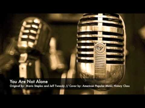 Mavis Staples&Jeff Tweedy- You're Not Alone