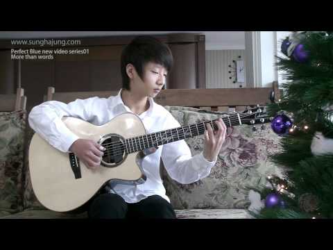 (Extreme) More_Than_Words - Sungha Jung Music Videos