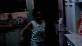 Bia dançando Rubi - Banda Dejavú
