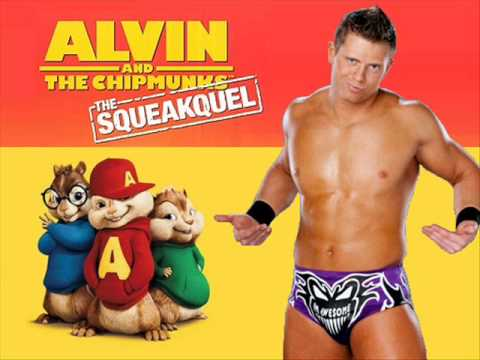 Alvin And The Chipmunks Wwe Themes: The Miz video