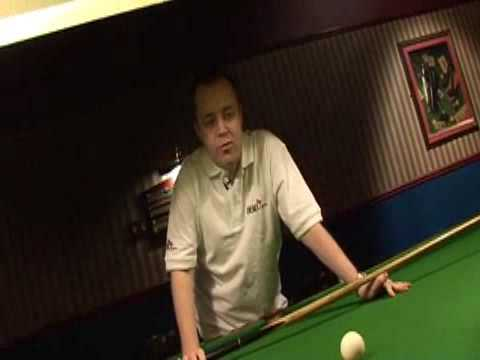 John Higgins snooker masterclass Video