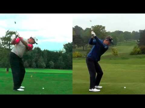 Luke Donald v Lee Westwood