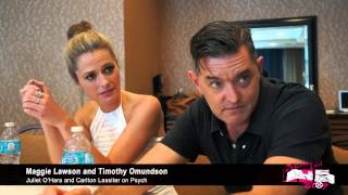 Allison Cowley Timothy Omundson Quotes
