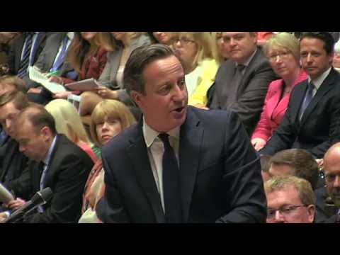 Prime Minister's Questions: 10 June 2015