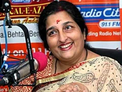 Anuradha Paudwal Award Winning Songs - HD
