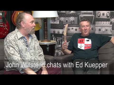 John Willsteed chats with Ed Kuepper