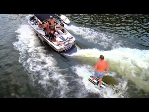 Lake Austin Wakesurfing with Tuk Tuk Boards