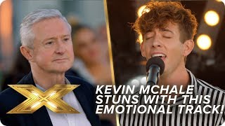 Get the tissues!  Kevin McHale stuns with this emotional Camila Cabello track | X Factor: Celebrity