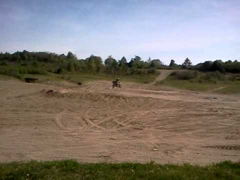 2012 650 brute force pit riding