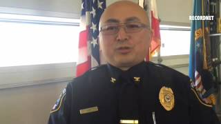 Video: County has first-ever police chief of #Hmong descent; Lo's goal was simply to be a good role