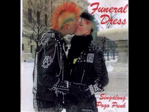 Funeral Dress - Victim Of Society