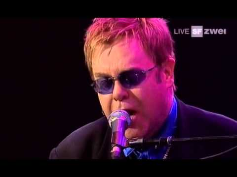 Elton John. Basel 18 November 2006.