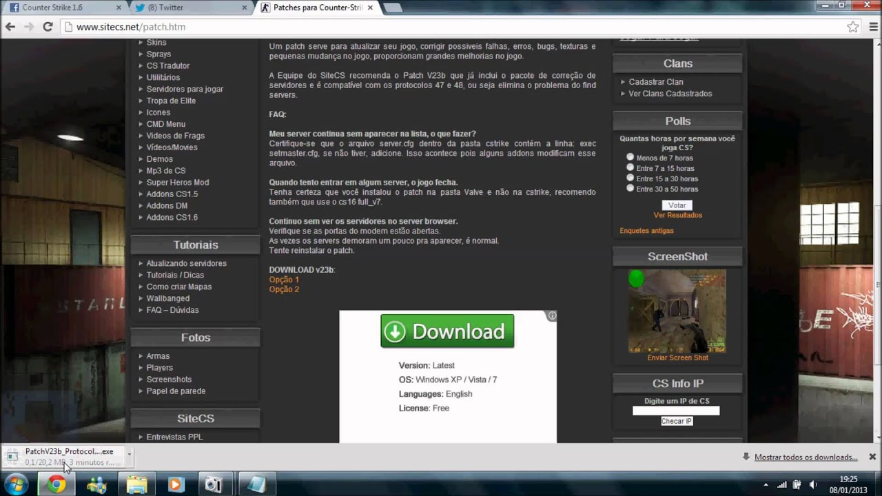 Cs source patch v43 vezetoallas
