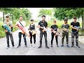 3T Nerf War : Squad Alpha Elite Special Force Nerf guns First Person Shooter 8