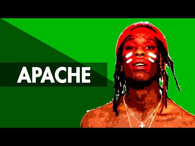 """APACHE"" Trap Beat Instrumental 2018   Dope Lit Hard Rap Hiphop Freestyle Trap Type Beats   Free DL"