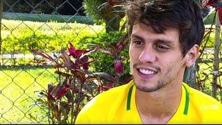 Papo Olímpico: Rodrigo Caio, zagueiro da Seleção na Rio 2016