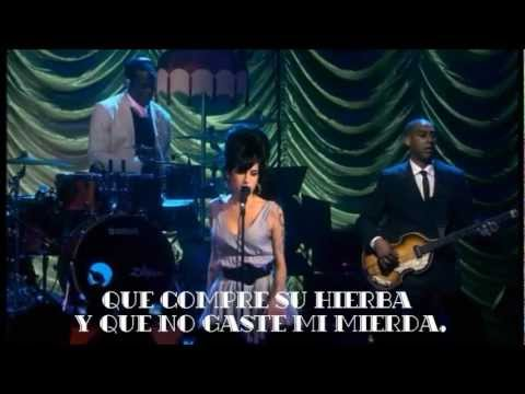 Amy Winehouse Addicted (Official Music Video Español)
