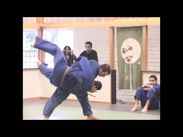 Danzan Ryu Ju Jitsu - Peter Sorce & Shane Tassoul - Sorce Martial Arts