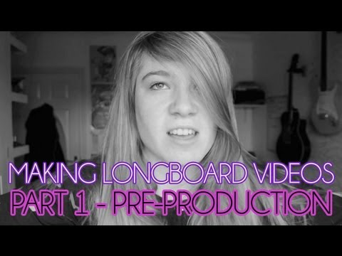 LongboardUK: Make a Longboarding Video - Part 1