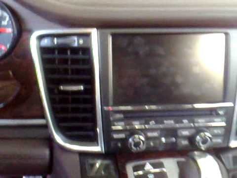 2010 Porsche Panamera 4S loaner from dealership Video