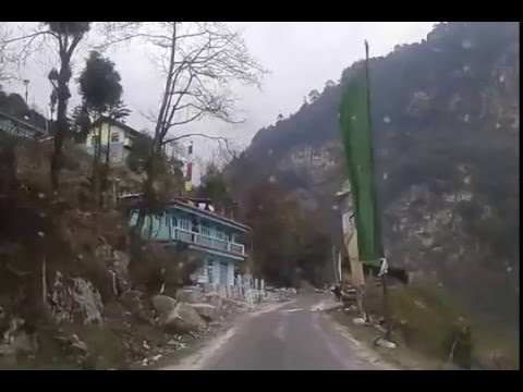 Gangtok to Lachung Road Condition & Scenic Beauty in North Sikkim