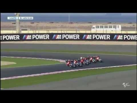 Shell Advance Asia Talent Cup - Round 2- Race 1- Qatar