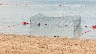 Омские пляжи отвечают всем нормам
