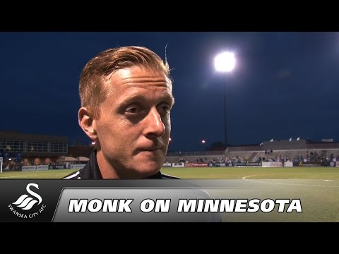 Swans TV - US TOUR : Monk on Minnesota