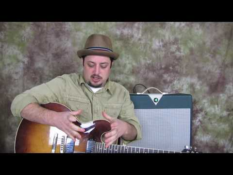 Beginner Jazz Guitar Lessons & Basic Jazz Chords DVD Preview