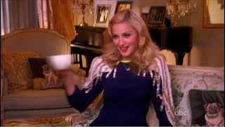 MADONNA on LADY GAGA - Diva on Diva