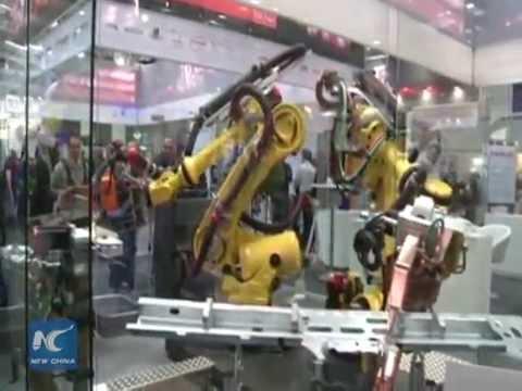 Come on, robots!