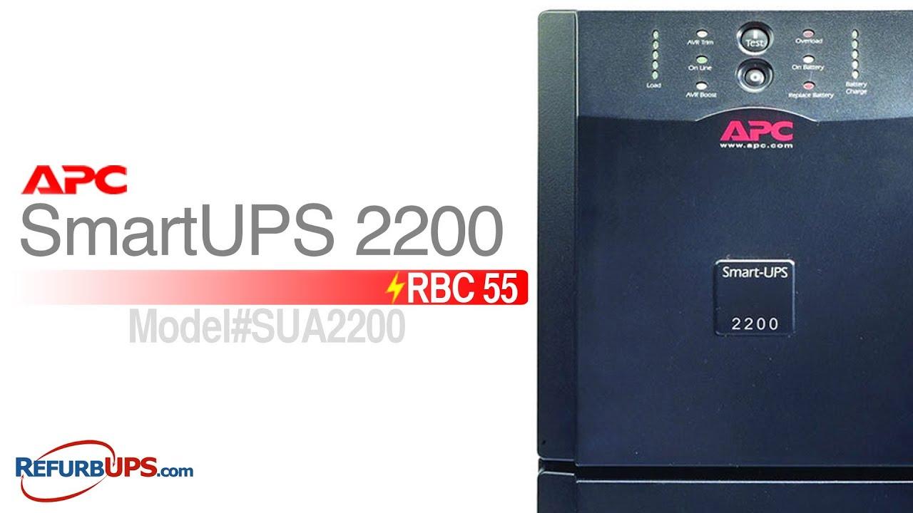 apc wiring battery diagram rbc55    battery    replacement for    apc    smartups 2200 youtube  rbc55    battery    replacement for    apc    smartups 2200 youtube