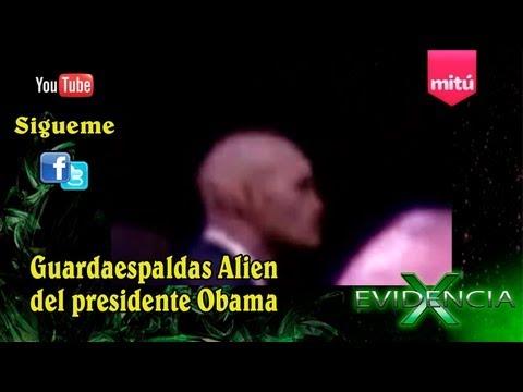Guardaespaldas Alienígena De Obama (Análisis)