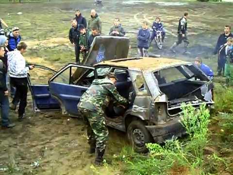 Zlot Motocyklowy Miastko 2011 remoncik tipo