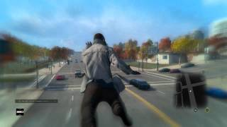 Watch Dogs Stunts & Fails