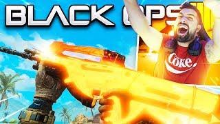 The DARK MATTER CAMO Gameplay in Black Ops 4..
